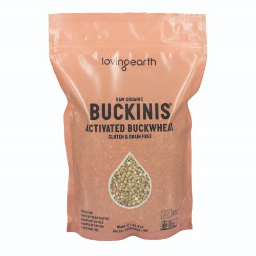 Activated Buckinis - 950g