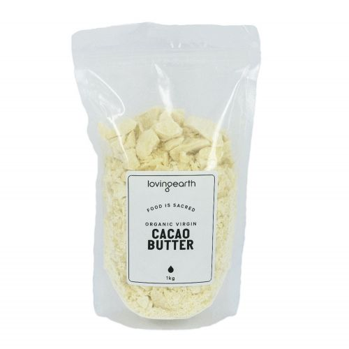 Virgin Cacao Butter - 1kg