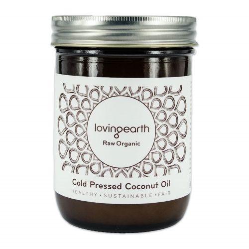 Cold Pressed Coconut Oil - 450ml