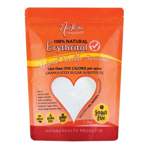 Natural Erythritol Sweetener - 1.5kg
