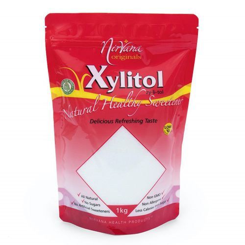 Xylitol Stand Up Pouch - 1kg