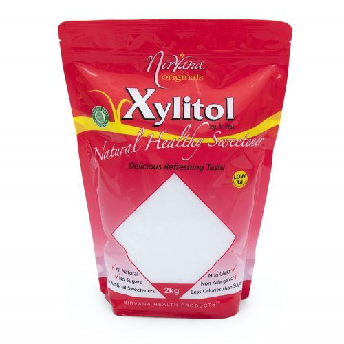 Xylitol Stand Up Pouch - 2kg