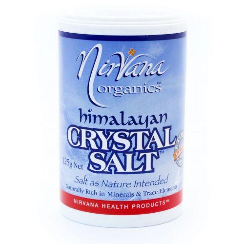 Himalayan Crystal Salt (Medium) - 125g Shaker