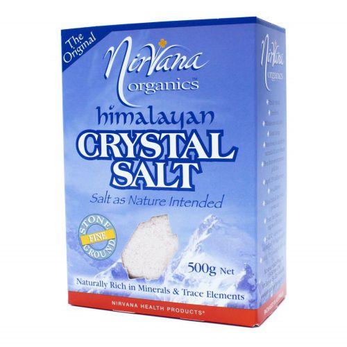 Himalayan Crystal Salt (Fine) - 500g