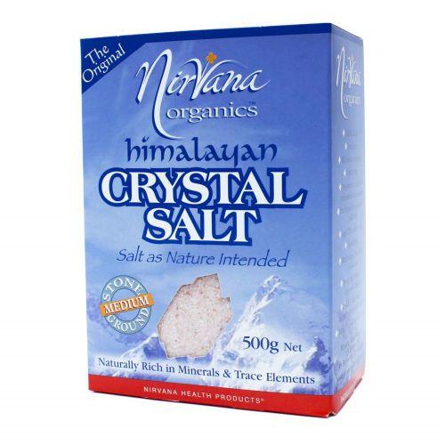 Himalayan Crystal Salt (Medium) - 500g