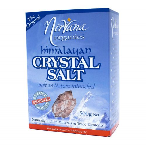 Himalayan Crystal Salt (Granules) - 500g