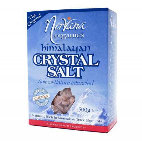 Himalayan Crystal Salt (Chunks) - 500g