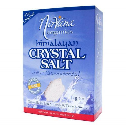 Himalayan Crystal Salt (Fine) - 1kg