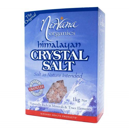 Himalayan Crystal Salt (Granules) - 1kg