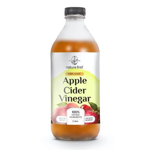 Organic Apple Cider Vinegar 1L