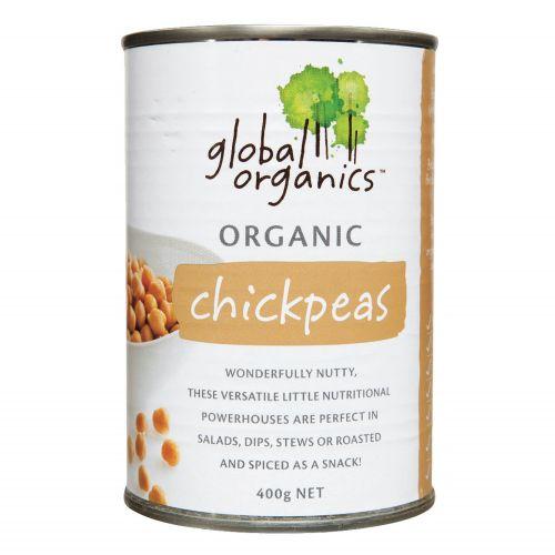 Organic Chick Peas - 400g