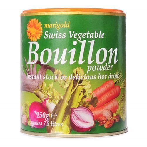 Swiss Vegan Bouillon Powder (Green) - 150g