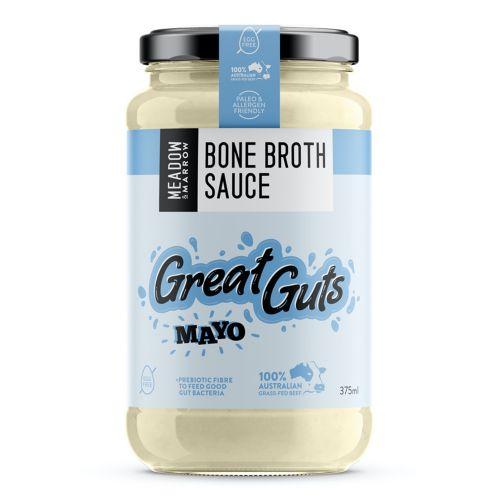 Great Guts Mayo Bone Broth Sauce - 375ml