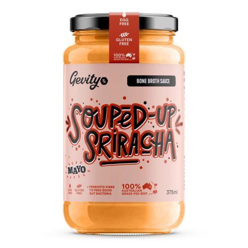 Sriracha Mayo Bone Broth Sauce 375ml