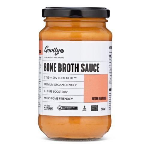 Better Belly BBQ Bone Broth Sauce 375ml