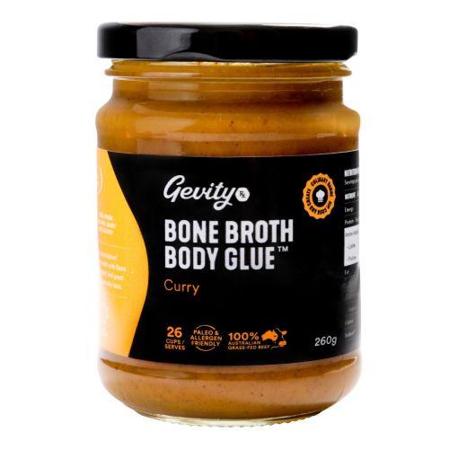 Bone Broth Body Glue Curry - 260g