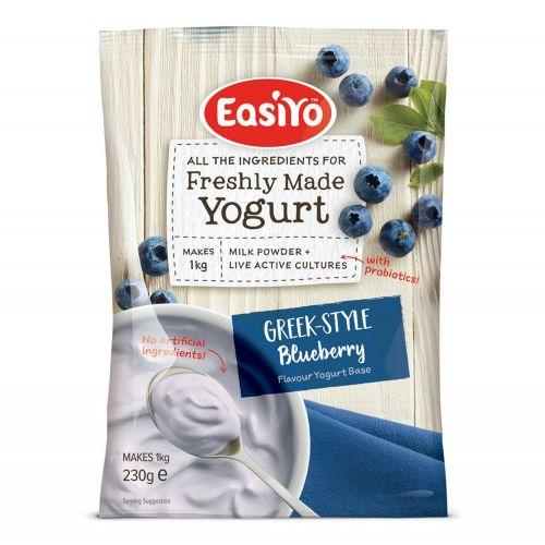 Greek Style Blueberry Yoghurt Powder - 230g