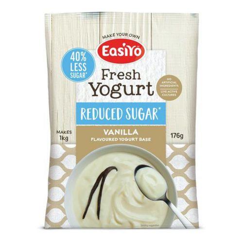 Reduced Sugar Vanilla Yogurt Powder - 176g
