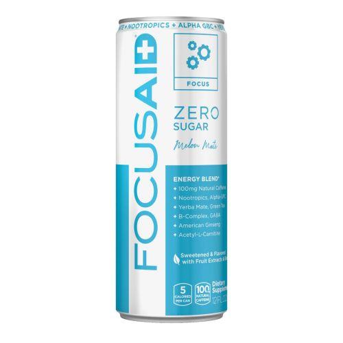 FocusAid Zero Sugar 355ml