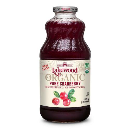 Organic 100% Cranberry Juice - 946ml