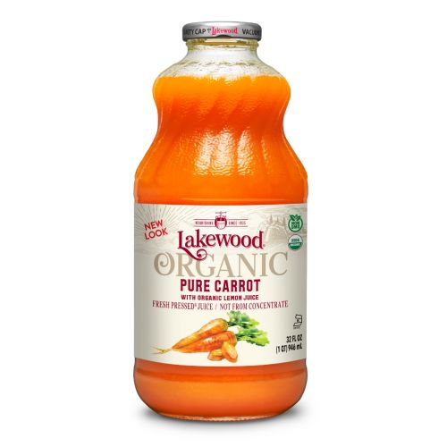 Organic Carrot Juice Blend - 946ml