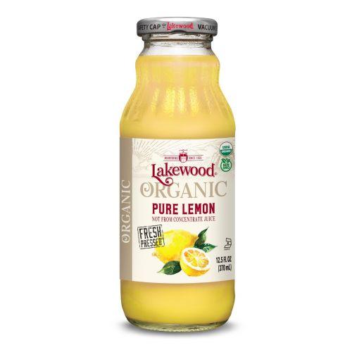 Organic Lemon Juice - 370ml