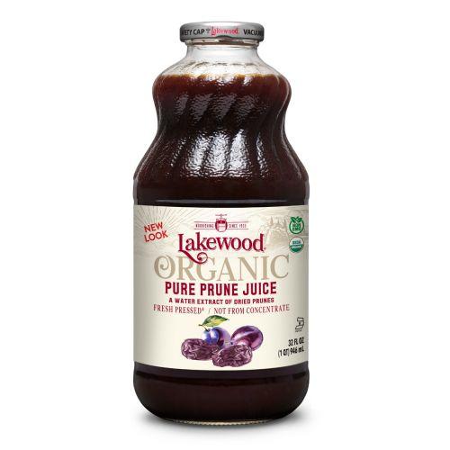 Organic 100% Pure Prune Juice - 946ml