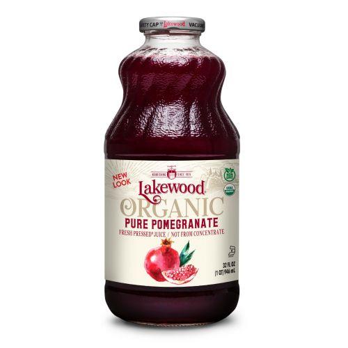 Organic Pomegranate Juice - 946m