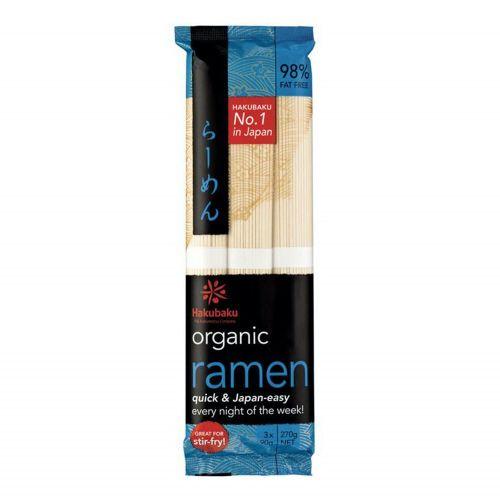 Organic Ramen Japanese Noodles - 270g