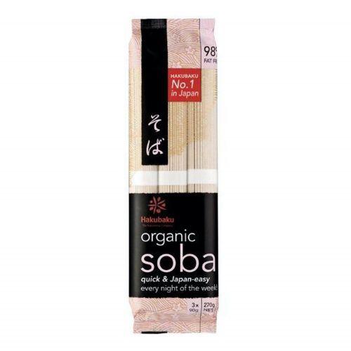 Organic Soba Japanese Noodles - 270g