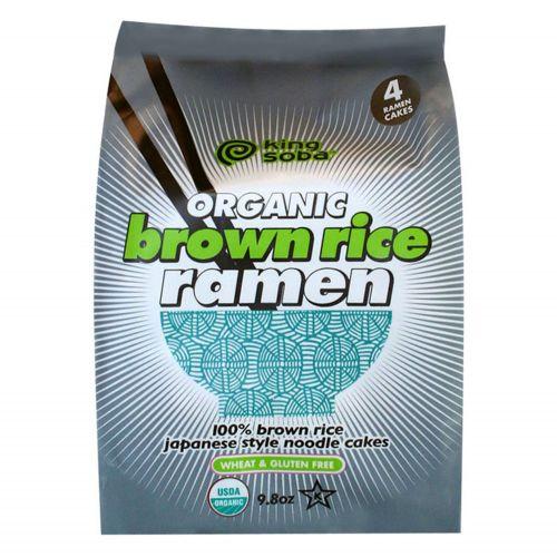 Organic Brown Rice Ramen - 280g