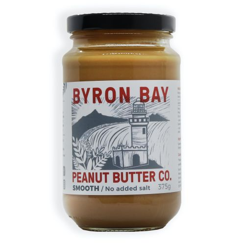 Smooth Unsalted Peanut Butter - 375g