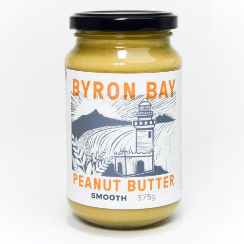 Salted Smooth Peanut Butter - 375g
