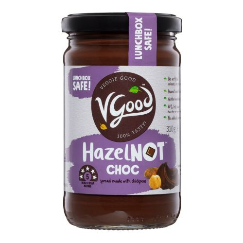 HazelNOT Choc 310g