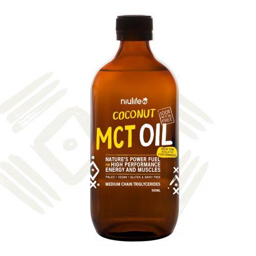 Coconut MCT Oil - 500ml