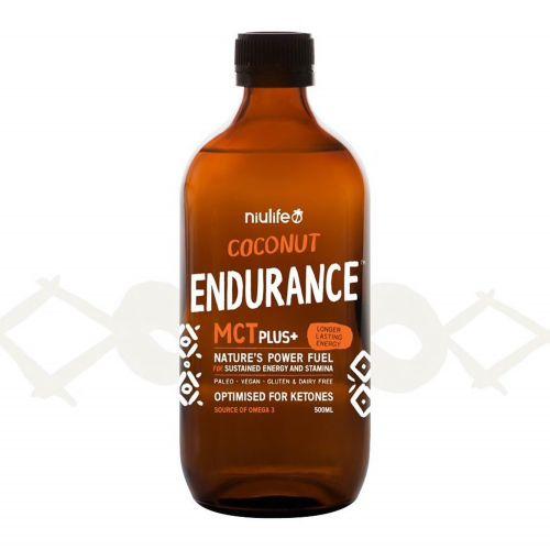 Coconut Endurance  MCT+ - 500ml