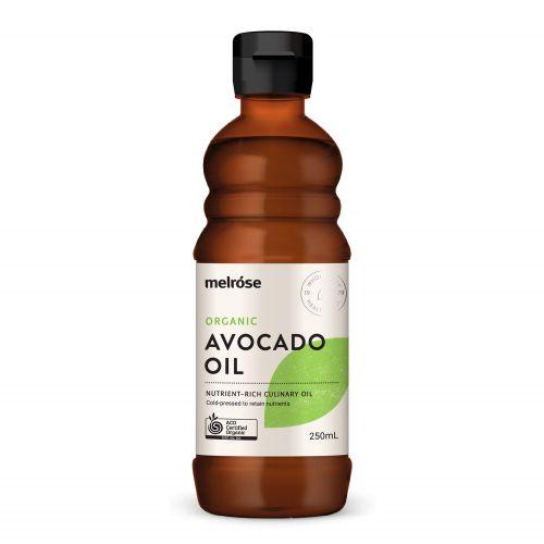 Organic Avocado Oil - 250ml