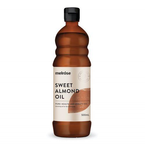 Sweet Almond Oil - 500ml