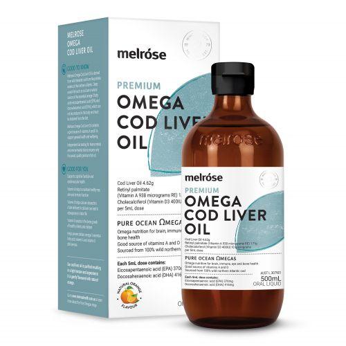 Cod Liver Oil - 500ml