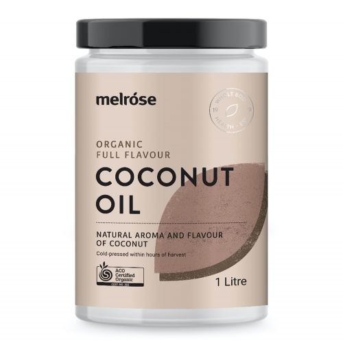Coconut Oil Full Flavour - 1L