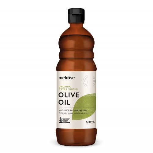 Organic Extra Virgin Olive Oil (Unrefined) - 500ml