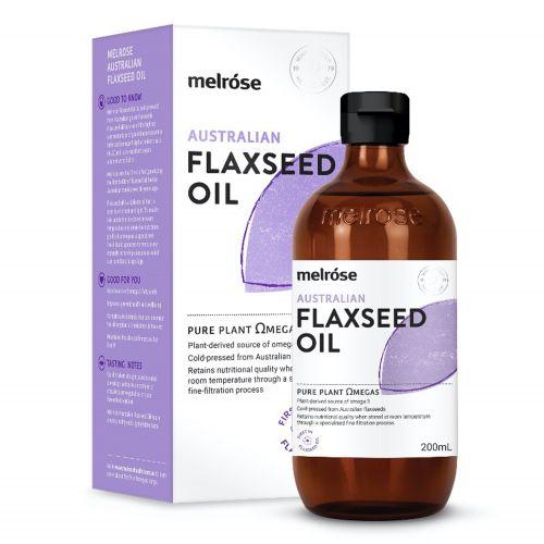 Australian Flaxseed Oil - 200ml