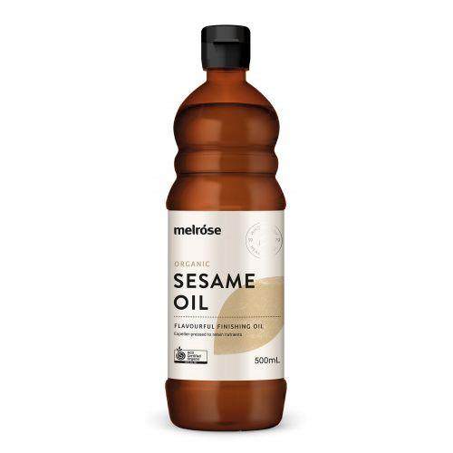 Organic Sesame Oil - 500ml