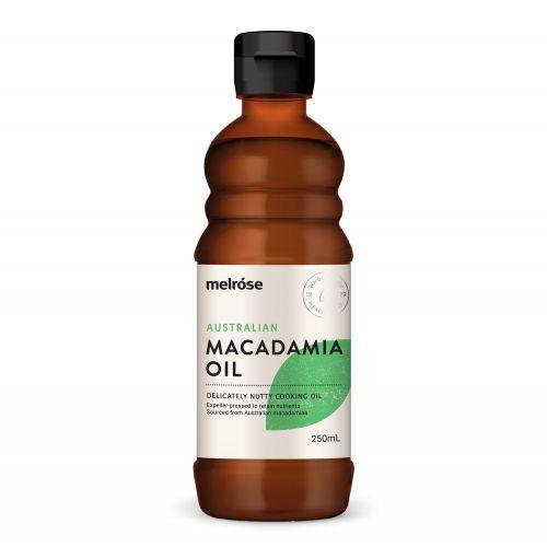 Macadamia Oil (Unrefined) - 250ml