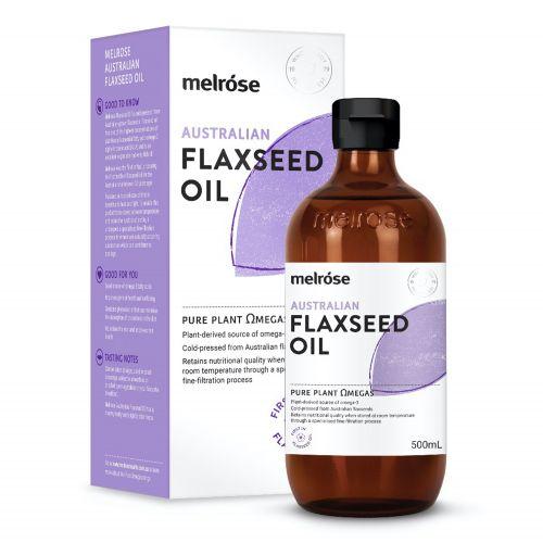Australian Flaxseed Oil - 500ml