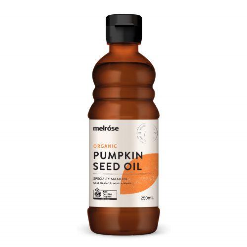Organic Pumpkin Seed Oil - 250ml