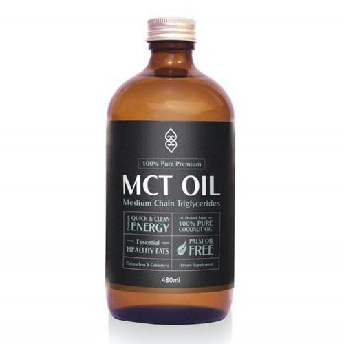 MCT Oil - 480ml