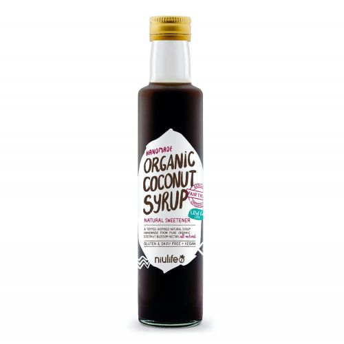 Organic Coconut Syrup - 250ml