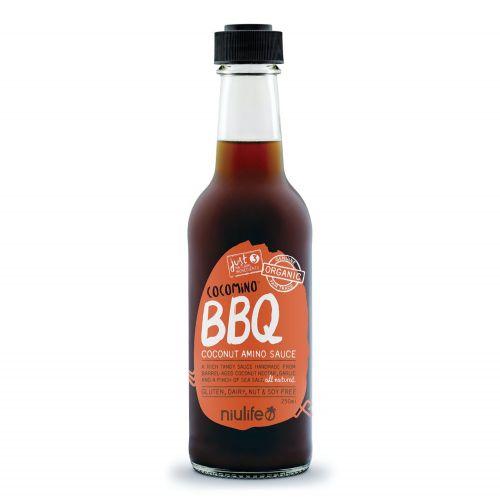Organic Coconut Barbecue Sauce - 250ml