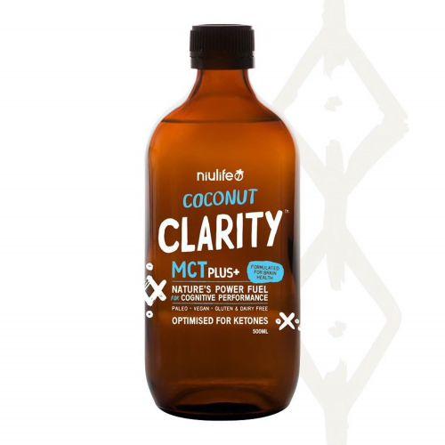Coconut Clarity MCT Plus Oil - 500ml